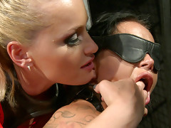 Mistress Kathia's dungeon - part 2.video